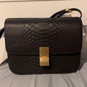 NEW Celine Box Medium Bag